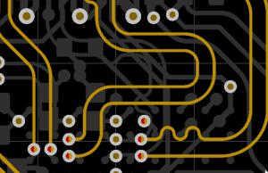 Graphic showing high-speed digital design