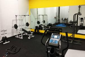 Gym at SIGMADESIGN