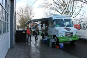 The Mighty Bowl Food Truck Outside SIGMADESIGN