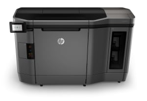 image of HP multi jet fusion 3D printer