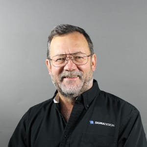 Bill Huseby, CEO SIGMADESIGN