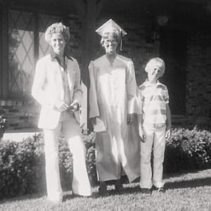 Mark Groenenboom (on the right) at age six, with his older brother and sister - Employee Spotlight