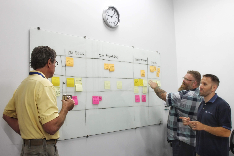 Kanban-Project-Management-Ben-Mergen-Mark-Schoening-Luke-Jones