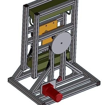 Battery spinner