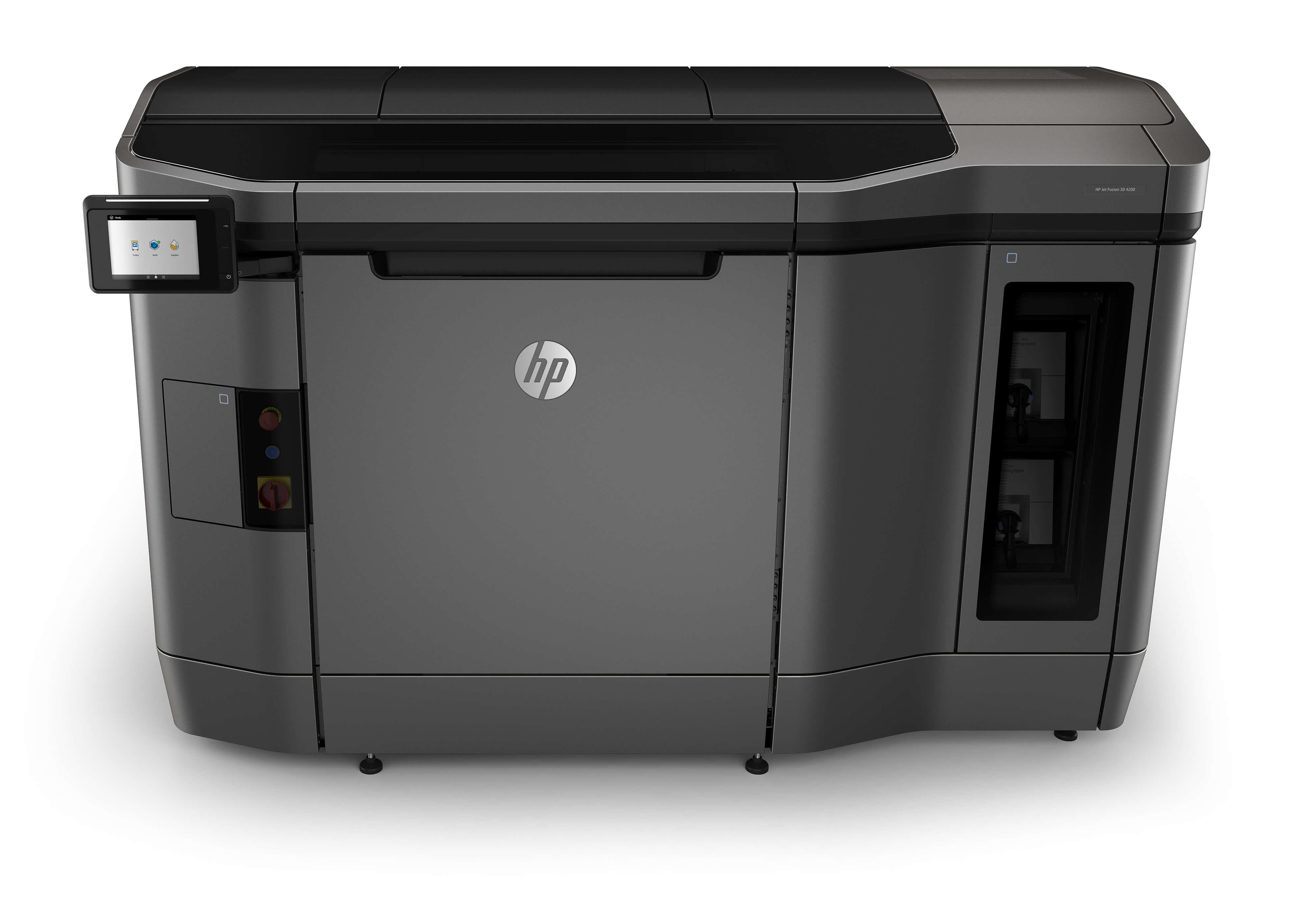 HP MJF Multi-Jet Fusion 3D Printer SIGMADESIGN