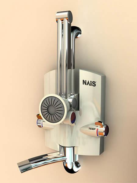 Industrial design shower