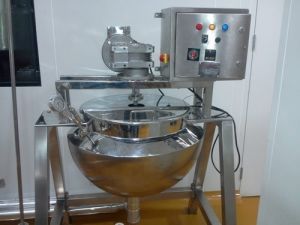 starch-paste-kettle