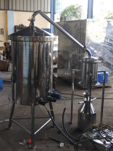 Portable Mini Hydro Distillation