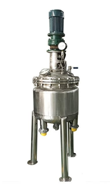 Stainless Steel Industrial Batch Chemical Reactor