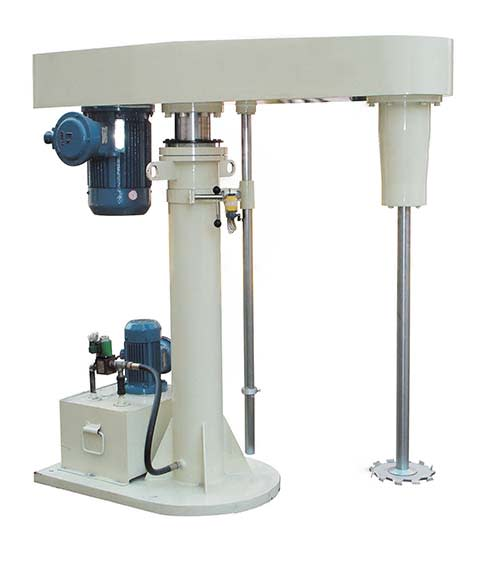 Emulsion paint Mixer