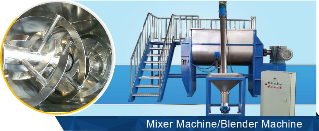 ribbon blender mixer