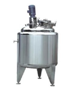 Jaketed Mixing Tank