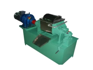 Carbon Bleck Mixing Machine