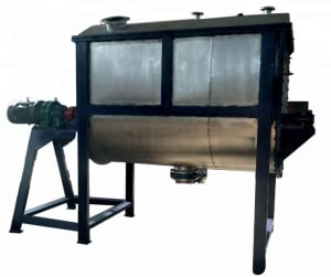 Protein powder mixer ribbon mixer