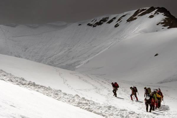 Monte Aga 2720m