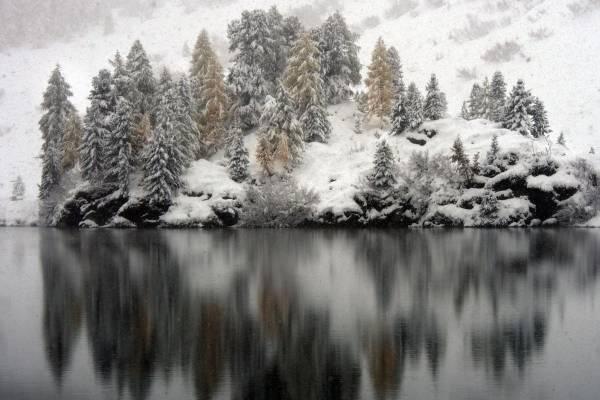 Ciaspolata al Lago Cavloc