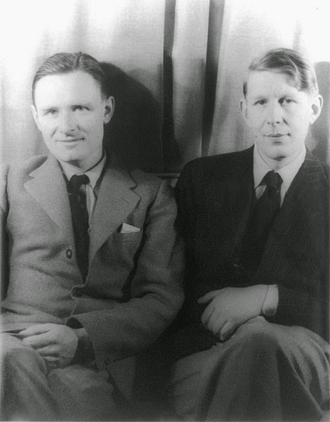 Isherwood and Auden
