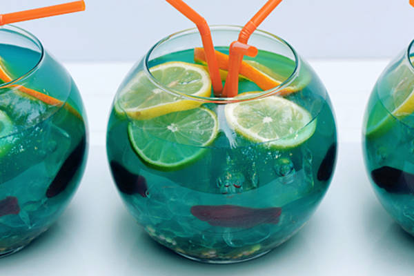 Herschel's Fishbowl Punch