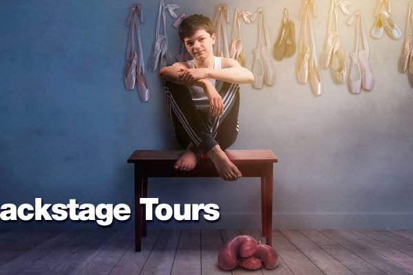 Backstage Tours of Billy Elliot