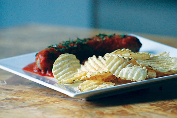 Currywurst, Brezel and More at Ali's Bar