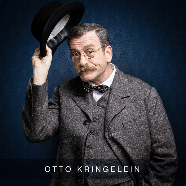 Bobby Smith as Otto Kringelein