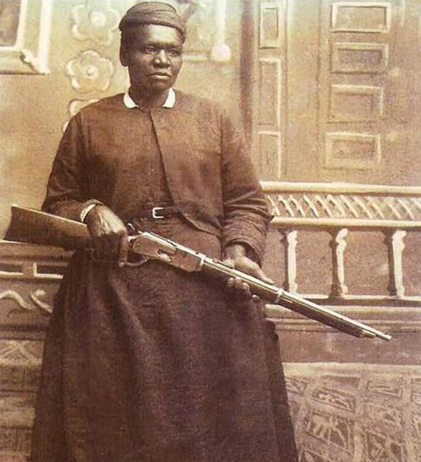 Mary Fields sepia image