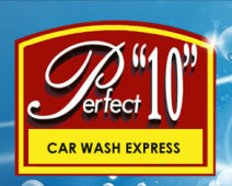 Perfect 10 Car Wash Express, Fridley, , MN