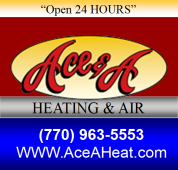 Ace & A Heating and Air Conditioning of Gwinnett Inc., Lawrenceville, , GA