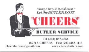Cheers Butlers, Norwalk, , CT