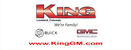 King Buick GMC, Loveland, , CO