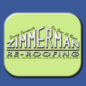 Zimmerman Re-Roofing