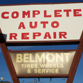 Belmont Tires Wheels & Service, Belmont, , CA