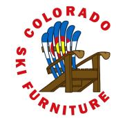Colorado Ski Furniture, Manitou Springs, , CO