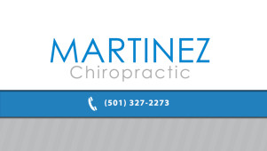 Martinez Chiropractic, Conway, , AR