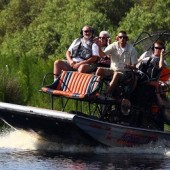 Alligators Unlimited Airboat Nature Tours, Lake Wales, , FL