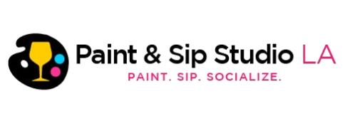 Paint & Sip Studio LA, Los Angeles, , CA
