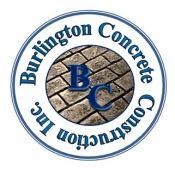 Burlington Concrete Construction, Inc.