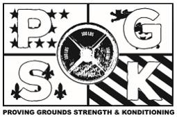 Proving Grounds Strength & Konditioning, Detroit, , MI
