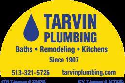 Tarvin Plumbing, Cincinnati, , OH