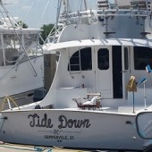 Tide Down Sport Fishing, Charleston, , SC