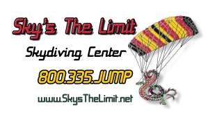 Sky's The Limit Skydiving Center, East Stroudsburg, , PA