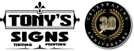 Tony's Signs & Screen Printing, La Place, , LA