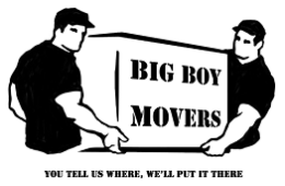 Big Boy Movers - East Idaho