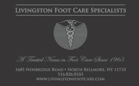 Livingston Foot Care Specialists, North Bellmore, , NY