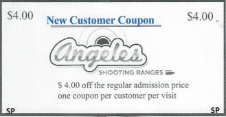Angeles Shooting Ranges, Sylmar, , CA