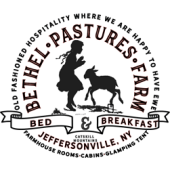 Bethel Pastures Farm Bed & Breakfast, Jeffersonville, , NY