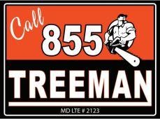 855-TREEMAN