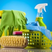 "Grade ""A"" Cleaning Solutions"