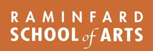Raminfard School of Arts, Los Angeles, , CA