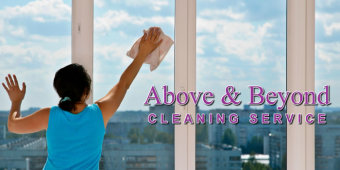 Above & Beyond Cleaning Service